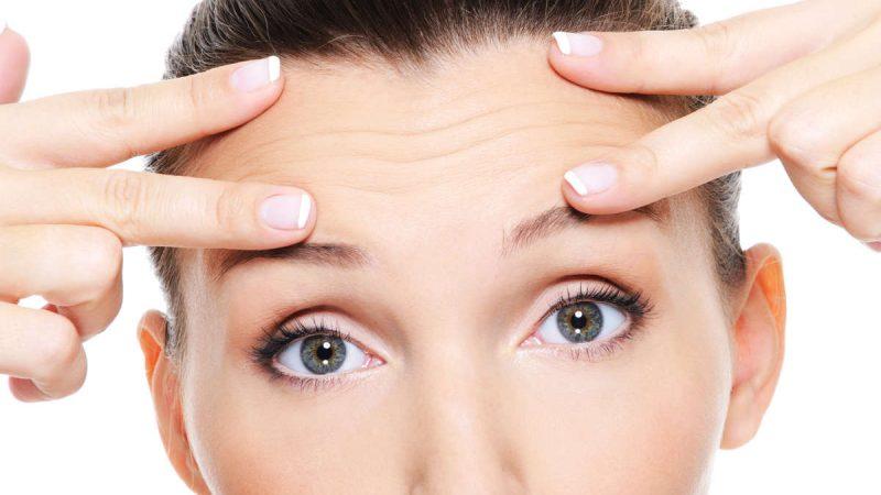 Come rimuovere le rughe dal viso?